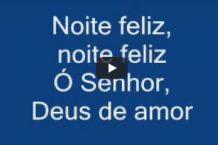 Noite feliz noite feliz -Silent Night in Portuguese